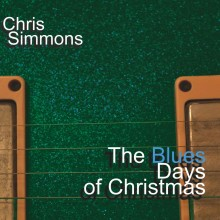 Chris Simmons The Blues Days of Christmas